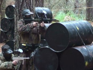Speedball Game Zone Delta Force Paintball Canberra