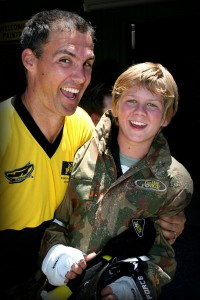 MiniBall, fun for the young at Delta Force Paintball Canberra