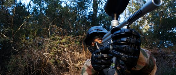 About Delta Force Paintball